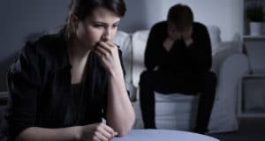 Angst den Partner zu verlieren